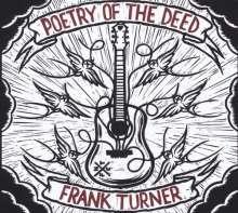 Frank Turner: Poetry Of The Deed (180g), LP