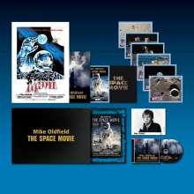 Filmmusik: Space Movie (Limited Numbered Edition), 1 CD und 1 DVD