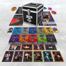 Yes: Union 30 Live (Super Deluxe Flight Case) (30 Year Anniversary), 26 CDs und 4 DVDs