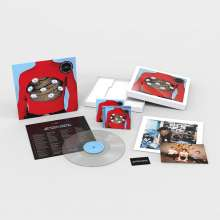 The Wombats: Beautiful People Will Ruin Your Life (Limited-Edition-Box-Set) (Clear Vinyl), 1 LP und 1 CD