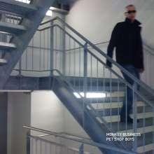"Pet Shop Boys: Monkey Business, Single 12"""