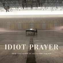 Nick Cave & The Bad Seeds: Idiot Prayer: Nick Cave Alone At Alexandra Palace, 2 LPs