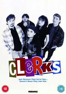 Clerks (1994) (UK Import), DVD