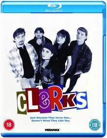 Clerks (1994) (Blu-ray) (UK Import mit deutschen Untertiteln), Blu-ray Disc