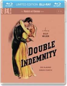 Double Indemnity (Blu-ray) (UK Import), Blu-ray Disc