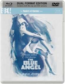 Der Blaue Engel (deutsche und englische Fassung) (Blu-ray & DVD) (UK Import mit deutscher Tonspur), 1 Blu-ray Disc und 1 DVD