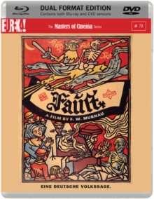 Faust (1926) (Blu-ray & DVD) (UK Import), 1 Blu-ray Disc und 1 DVD