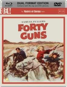 Forty Guns (Blu-ray & DVD) (UK Import), DVD