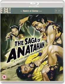 The Saga Of Anatahan (Blu-ray & DVD) (UK-Import), 1 Blu-ray Disc und 1 DVD