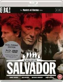 Salvador (Blu-ray & DVD) (UK Import), 1 Blu-ray Disc und 1 DVD