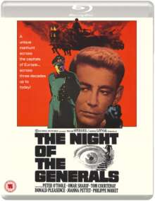 The Night Of The Generals (1966) (Blu-ray) (UK Import), Blu-ray Disc