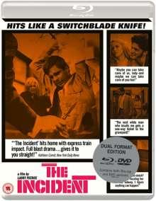 The Incident (1967) (Blu-ray & DVD) (UK Import), 1 Blu-ray Disc und 1 DVD