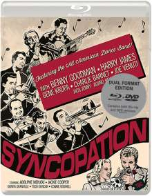 Syncopation (1942) (Blu-ray & DVD) (UK Import), 2 Blu-ray Discs