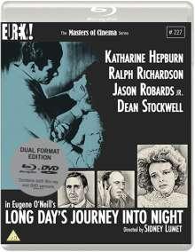 Long Day's Journey Into Night (1962) (Blu-ray & DVD) (UK Import), 1 Blu-ray Disc und 1 DVD