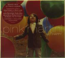 Pink Martini: Get Happy, CD