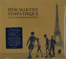 Pink Martini: Sympathique (20th Anniversary), CD
