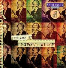 Leopold Wlach - The Art of Leopold Wlach, 11 CDs