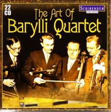Barylli Quartet - The Art of Barylli Quartet, 22 CDs
