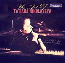 Tatiana Nikolayeva - The Art of, 37 CDs