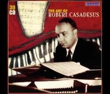 Robert Casadesus - The Art of Robert Casadesus, 30 CDs