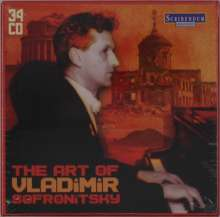 The Art of Vladimir Sofronitzky, 34 CDs
