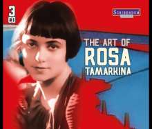 The Art of Rosa Tamarkina, 3 CDs