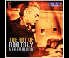 The Art of Anatoly Vedernikov , 17 CDs
