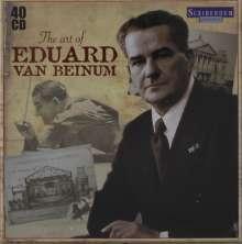 Eduard von Beinum - The Art of Eduard van Beinum , 40 CDs