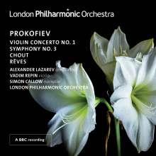 """Serge Prokofieff (1891-1953): Symphonie Nr.1 """"Klassische"""", 2 CDs"""
