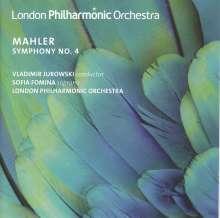 Gustav Mahler (1860-1911): Symphonie Nr.4, CD