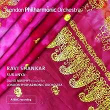 Ravi Shankar (1920-2012): Sukanya (Oper), 2 CDs