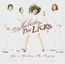 Juliette & The Licks: You're Speaking My Language, CD