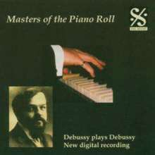 Piano Rolls Recordings - Debussy spielt Debussy, CD