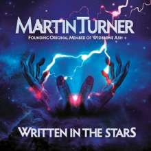 Martin Turner: Written In The Stars, CD
