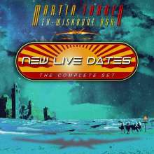 Martin Turner: New Live Dates: The Complete Set, 2 CDs