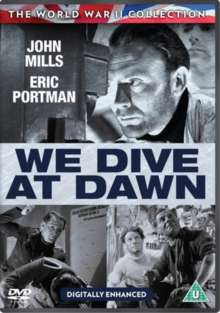 We Dive At Dawn (1943) (UK IMport), DVD