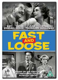 Fast And Loose (1954) (UK Import), DVD