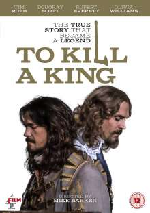 To Kill A King (2003) (UK Import), DVD