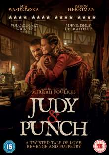 Judy & Punch (2019) (UK Import), DVD