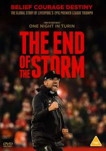 The End Of The Storm (2020) (UK Import), DVD