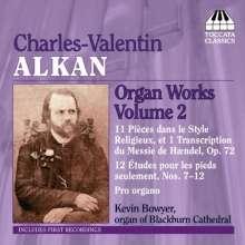 Charles Alkan (1813-1888): Orgelwerke Vol.2, CD