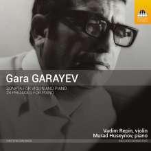 Gara Garayev (1918-1982): Violinsonate, 1 CD und 1 DVD