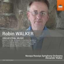 Robin Walker (geb. 1953): Orchesterwerke, CD