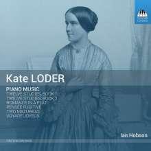 Kate Loder (1825-1904): Klavierwerke, CD