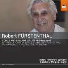 Robert Fürstenthal (1920-2016): Lieder und Balladen vom Leben und Vergehen (Ausz.), CD