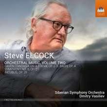 Steve Elcock (geb. 1957): Orchesterwerke Vol.2, CD