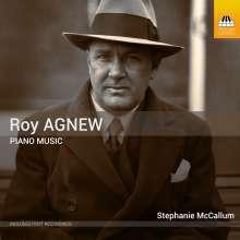 Roy Agnew (1891-1944): Klavierwerke, CD