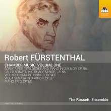 Robert Fürstenthal (1920-2016): Kammermusik Vol.1, CD