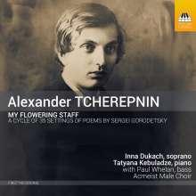 Alexander Tscherepnin (1899-1977): Liederzyklen nach Gorodetsky op.15-17, CD