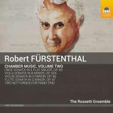 Robert Fürstenthal (1920-2016): Kammermusik Vol.2, CD